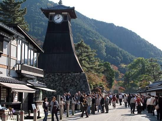 Izushi Castle Town