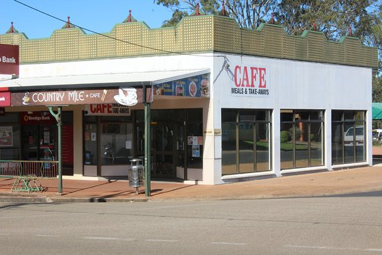Country Mile Cafe...Ravenshoe Qld