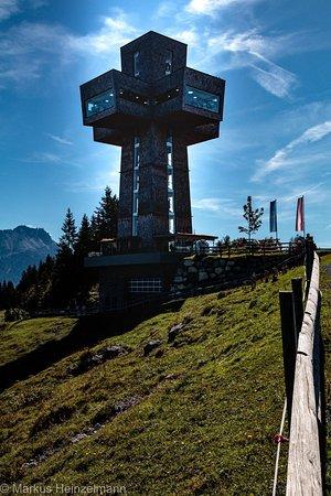 St. Ulrich am Pillersee, Austria: Das Jakobkreuz