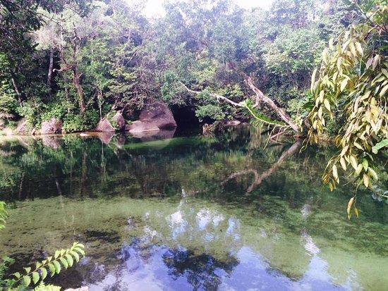 Uncle Brian's Fun, Falls & Forest: Babinda Boulders