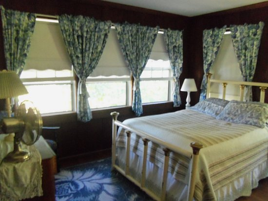Black Mountain Inn: Michael's Room- Upstairs with lovely views.