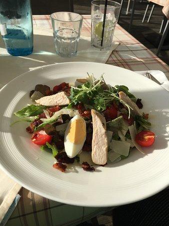 Lochau, Austria: Cesar Salad