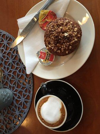 Muizenberg, Sudáfrica: Muffin