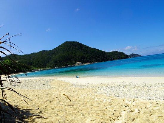 Tokashiki-son, Japón: 阿波連ビーチ