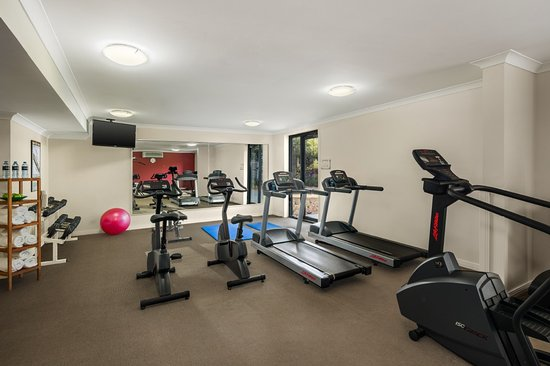 Quest North Ryde: gym