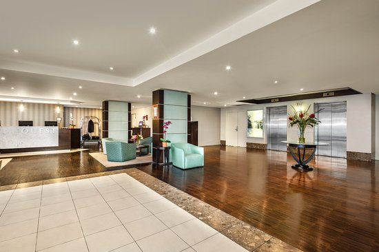 Quest North Ryde: lobby