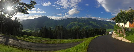 Brixen im Thale, Oostenrijk: Geweldige locatie, geweldig lekker gegeten, geweldig gezelschap! Een uitermate goede locatie voo