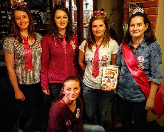 Brno, Çek Cumhuriyeti: nevěsta