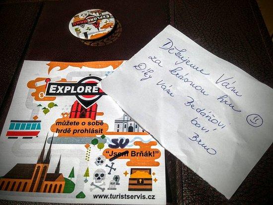Brno, Çek Cumhuriyeti: Thanks 2