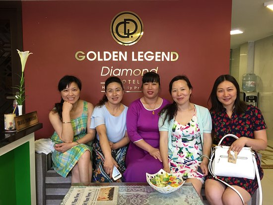 golden legend diamond hotel hanoi vietnam