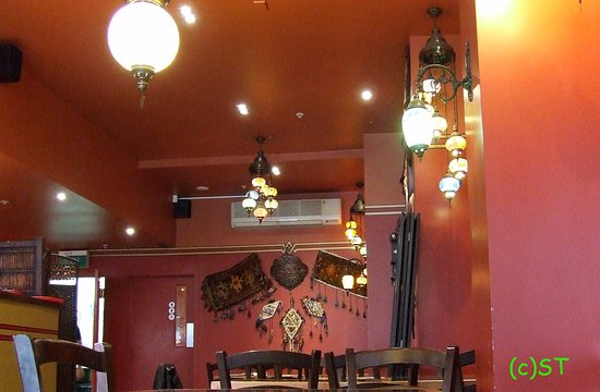 Paasha Turkish Cafe & Takeaway: Interior