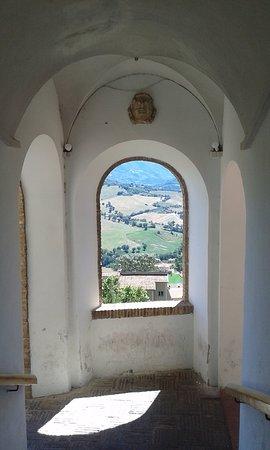 Camerino, Italia: Vista