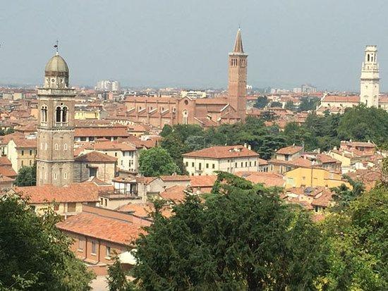 Verona vista dall alto dei giardini picture of palazzo giardino
