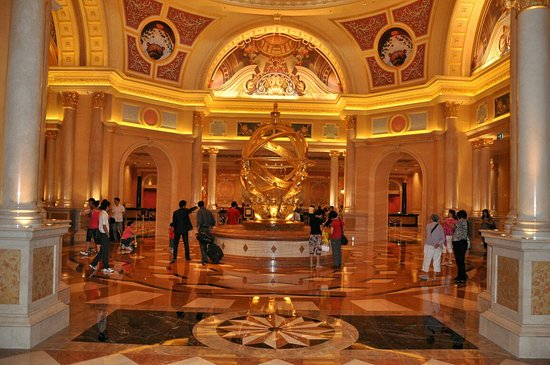 The Venetian Macao Resort Hotel: Grand lobby at venetian_large.jpg