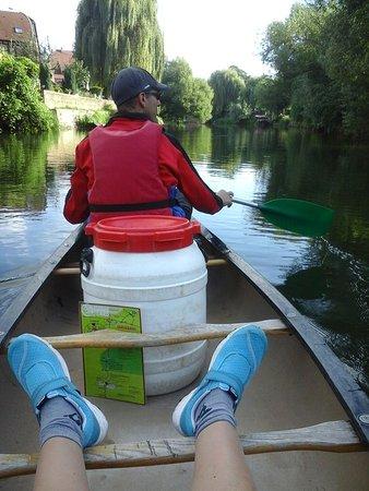Les Canoes du Ried