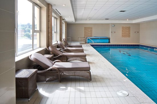 Swimming Pool Picture Of Canal Court Hotel Spa Newry Tripadvisor