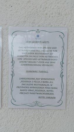 Trpanj, Croacia: All inclusive