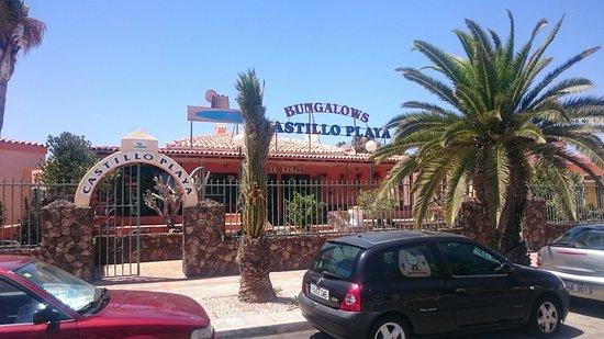 Bungalows las Villas del Castillo