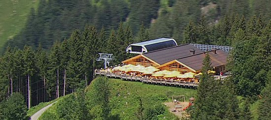 Muttersberg Cable Car