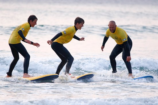 Sennen Cove, UK: Smart Surf School