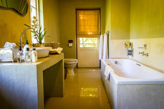 Addo, Sudáfrica: Full ensuite bathroom