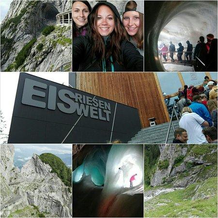 Werfenweng, Austria: Höhle