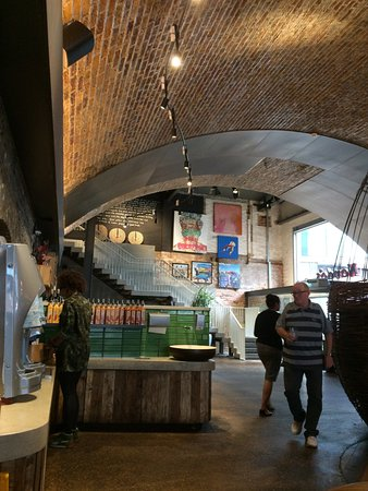Under the arches london