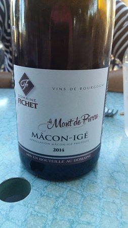 Ige, Frankrijk: Prima rode Macon
