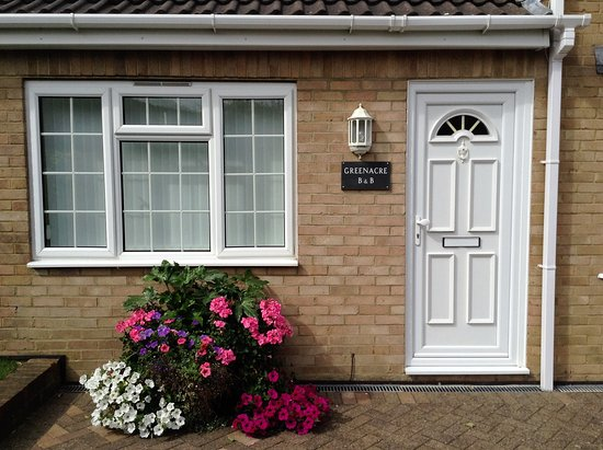 Swanley, UK: B and B private entrance