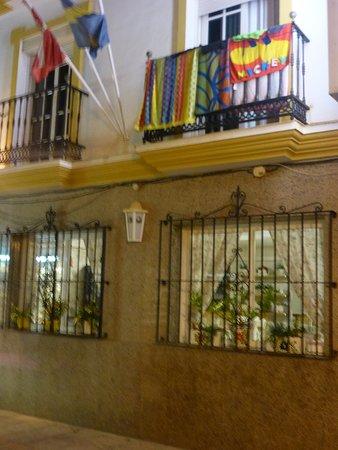 Hotel Hostal Marbella: L'hôtel