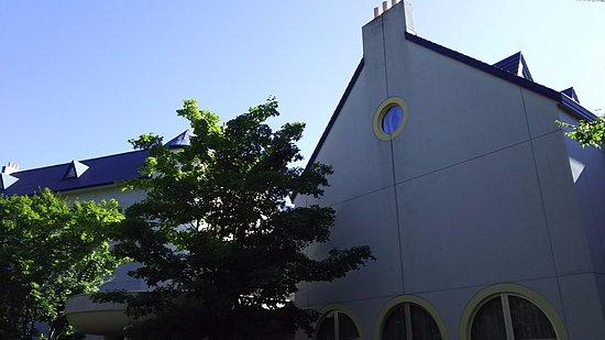 Engaru-cho, Japón: 建物正面
