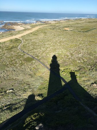 Cape Agulhas, Sudáfrica: View of the Tip of Africa from the Agulhas Lighthouse