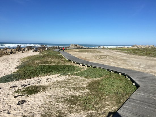 Cape Agulhas, Sudáfrica: Boardwalk to the Tip of Africa