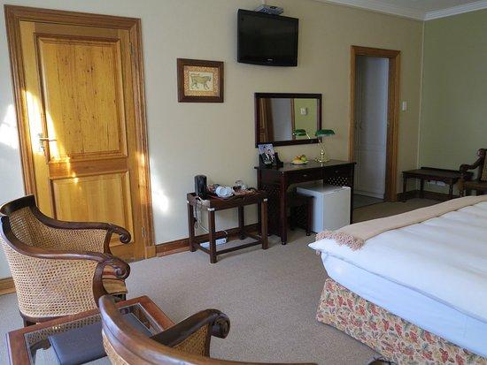 Centurion, África do Sul: Luxury Room