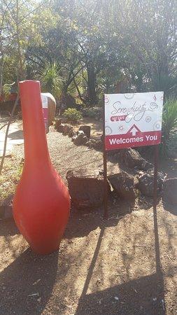 Centurion, África do Sul: entrance