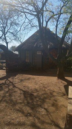 Centurion, جنوب أفريقيا: cabin