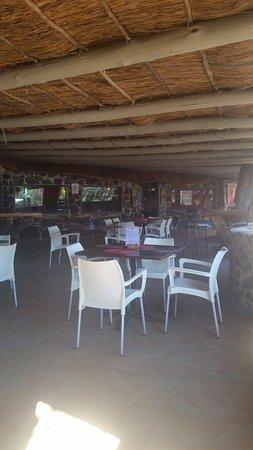 Centurion, Sydafrika: inside dining area