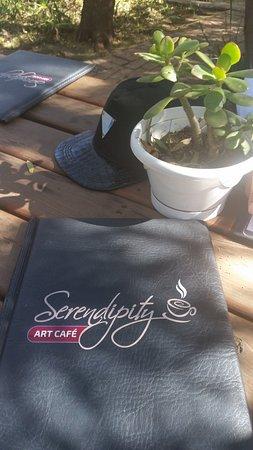 Centurion, Sydafrika: menu