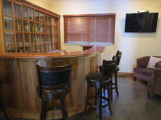 Centurion, Sydafrika: Honesty Bar