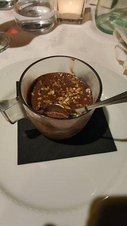Buggiano Castello, إيطاليا: Delicious chocolate dessert