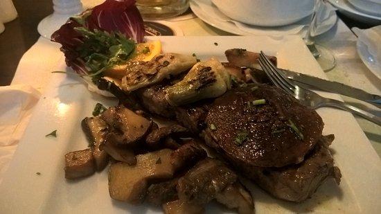 Brilon, Niemcy: heerljike variatie aan champions met bistecca