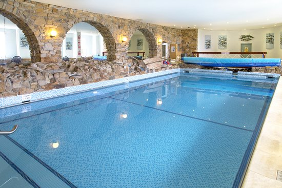 Sands Resort Hotel & Spa: indoor pool sands resort hotel cornwall