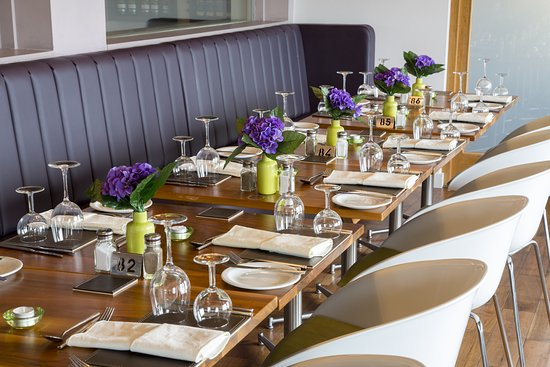 Sands Resort Hotel & Spa: restaurant sands resort hotel cornwall