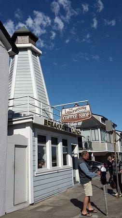 Lighthouse Breakfast & Lunch : esterno