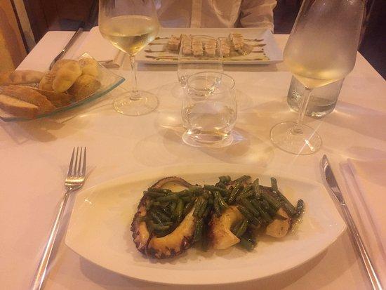 Budrio, Italien: Menù estivo (Come sempre una certezza)