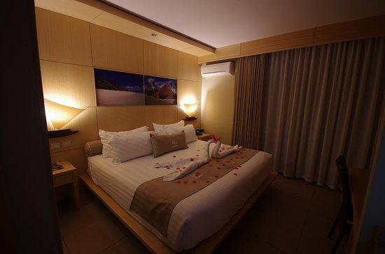 Le Lagon Hotel: Demande Voyage de noces
