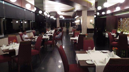 Eskan Hotel: Restaurant