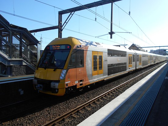 NSW Transport - Train