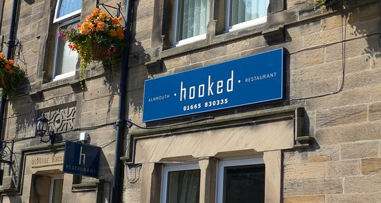 Alnmouth, UK: Welcome to Hooked