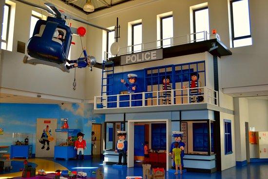 Playmobil-FunPark: Sala central